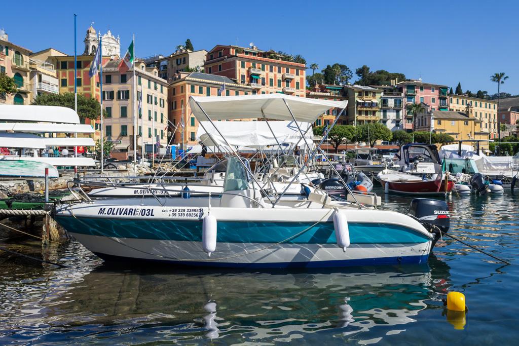 noleggio imbarcazioni olivari santa margherita ligure